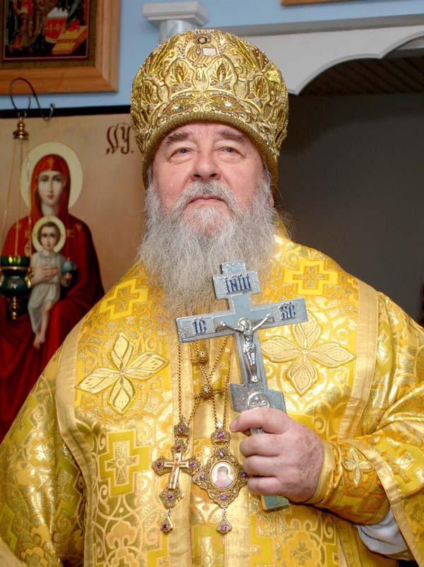 Визит Иринея, митрополита Днепропетровского и Павлоградского