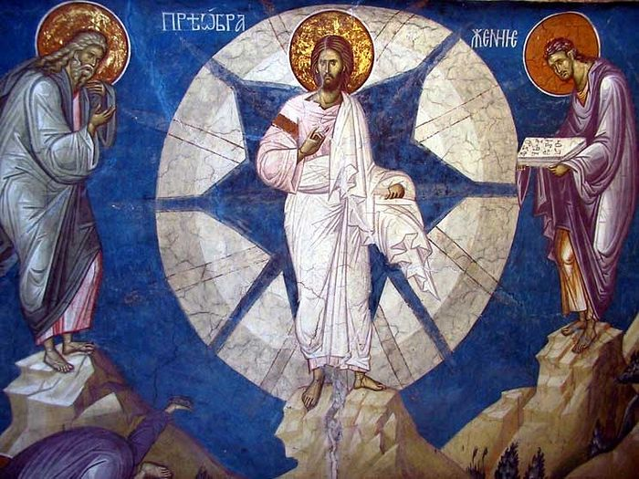 Отдание праздника преображения Господня